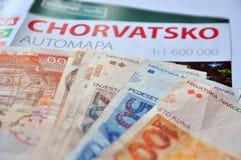 Croatia money Stock Photography