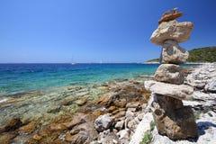 Croatia - Murter Stock Image