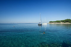 Croatia - Murter island Royalty Free Stock Photos