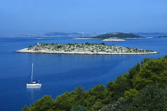Croatia - Murter island Royalty Free Stock Photos