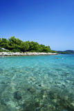 Croatia - Murter island Royalty Free Stock Photography