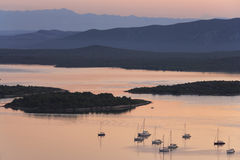 Croatia - Murter island Stock Images
