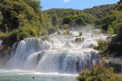 Croatia nature Stock Image