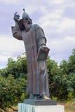 Croatia - Nin Statue of Grgur Ninski Royalty Free Stock Image