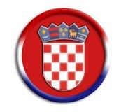 croatia olympics shield Стоковые Изображения