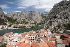 Croatia, Omis Stock Image