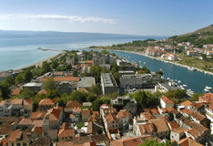 Croatia - Omis, Dalmatia Royalty Free Stock Images