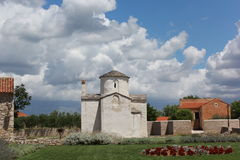 croatia pag Royaltyfri Bild