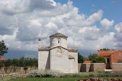 croatia pag Royaltyfria Foton