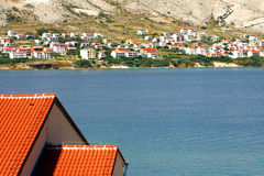 CROATIA : Pag Island Royalty Free Stock Photo