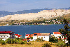 CROATIA : Pag Island Stock Photo