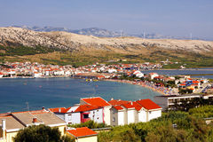 CROATIA : Pag Island Royalty Free Stock Image