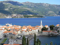 Croatia panorama Stock Photography