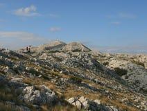 Croatia / Paradise For Trekking / Biokovo Mountain Royalty Free Stock Images
