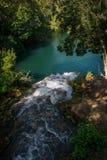 croatia park narodowy plitvice siklawy croatia krka park narodowy Fotografia Royalty Free