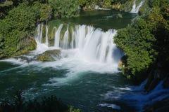 Croatia - parque nacional de Krka fotos de stock royalty free