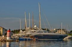 Croatia, picturesque city of Zadar in Balkan Royalty Free Stock Image