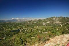 Free Croatia, Plantations In The Neretva Delta Royalty Free Stock Photography - 165737127