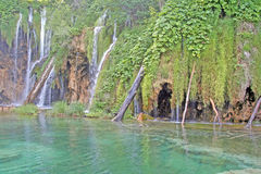 Croatia-Plitvice Royalty Free Stock Photography