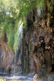 croatia Plitvice lakes royaltyfri fotografi