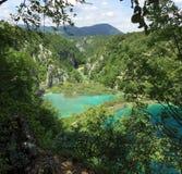 Croatia plitvice lakes national park Royalty Free Stock Photos