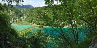 Croatia plitvice lakes national park Stock Photography