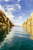 Croatia Raab Mediterranean travel spot. Croatia raab Mediterranean sea travel spot stock images