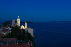 Croatia - Rab fotografia de stock royalty free