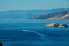 Croatia - Rab imagens de stock