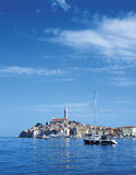 croatia rovinj Fotografering för Bildbyråer