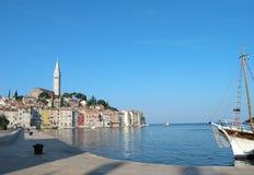 croatia rovinj royaltyfri fotografi