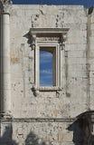 Croatia, ruins in Zadar Royalty Free Stock Photos