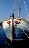 Croatia, sailing boat Royalty Free Stock Photography