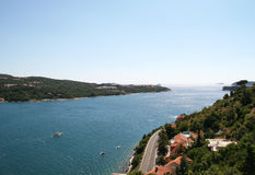Croatia sea Royalty Free Stock Image