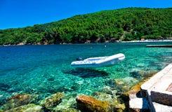Croatia sea Stock Photos