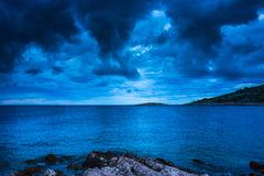 Croatia Seascape Stock Photography