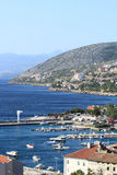 Croatia-Senj Royalty Free Stock Photos
