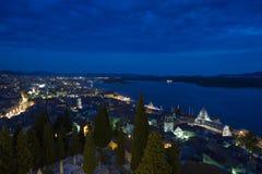 Croatia - Sibenik fotografia de stock