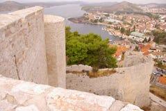 croatia sibenik Zdjęcie Stock