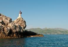 croatia skriver in Royaltyfria Bilder