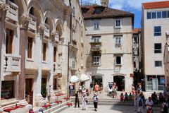 Croatia - Split Royalty Free Stock Images