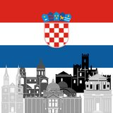 Croatia Royalty Free Stock Photography