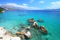 Croatia summer Stock Images