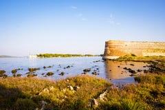 Croatia - Sunrise on sea royalty free stock photo