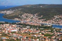 croatia trogir Fotografia Royalty Free