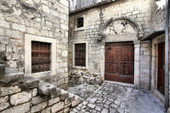 Croatia - Trogir Stock Images