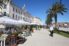 croatia trogir Zdjęcie Stock