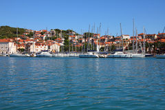 Croatia - Trogir Royalty Free Stock Photo