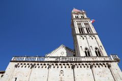 Croatia - Trogir Cathedral Royalty Free Stock Photography