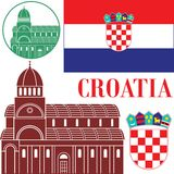 Croatia Royalty Free Stock Images